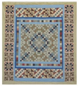 CIVIL WAR QUILT Alison Beckett